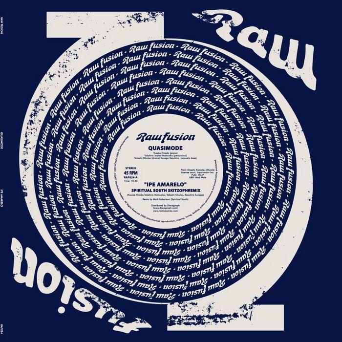 QUASIMODE - Ipe Amarelo (Spriritual South Remix)