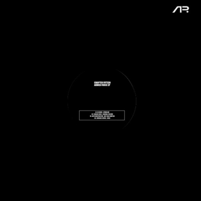 DJ BOSS/CARLOS RIOS/BOYCONSTRICTOR/HIROAKI IIZUKA - Armed Force EP