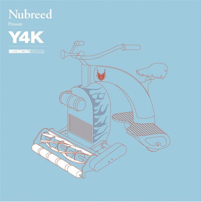 VARIOUS - Nubreed presents Y4K