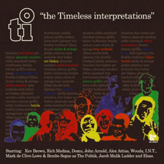 VARIOUS - The Timeless Interpretations