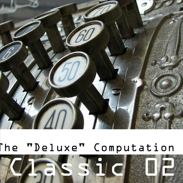 VARIOUS - Deluxe Computation