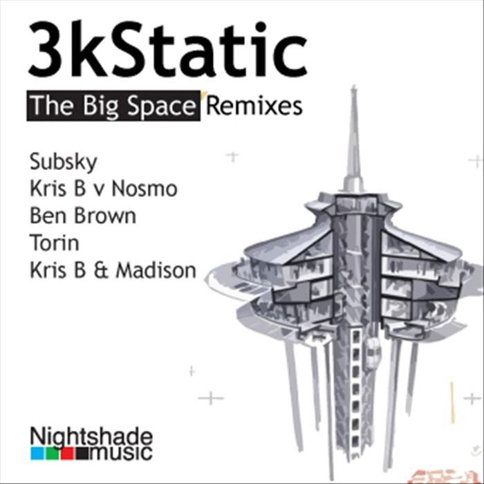 3KSTATIC - The Big Space (remixes)