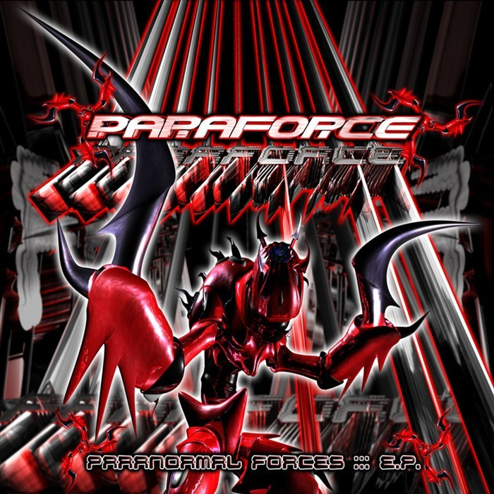 PARAFORCE - Paranormal Forces EP