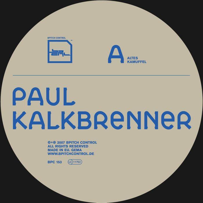 KALKBRENNER, Paul - Altes Kamuffel