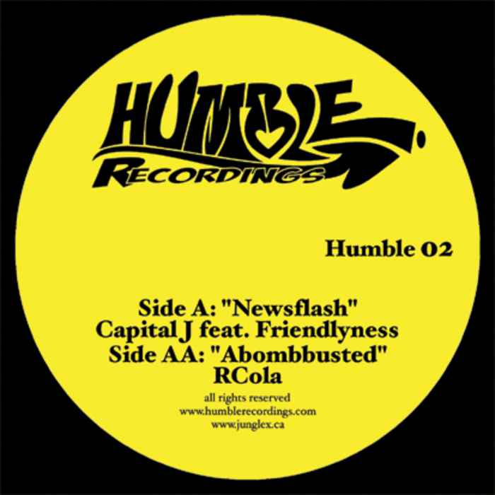CAPITAL J feat FRIENDLYNESS/RCOLA - Newsflash