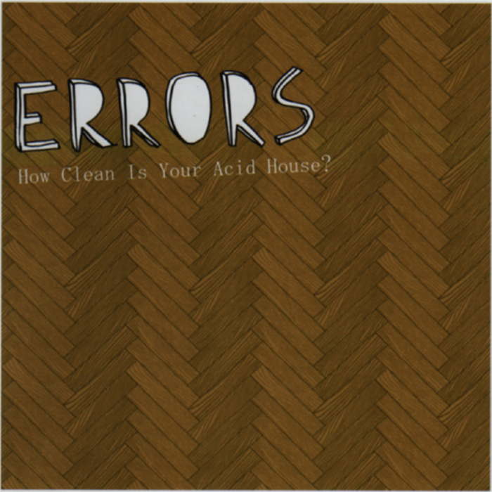 How clean is your acid house by errors on mp3 wav flac for Acid house bpm