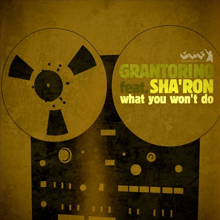GRANTORINO feat SHA'RON - What You Won't Do