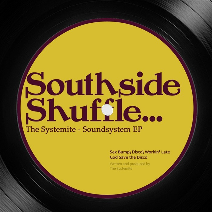SYSTEMITE, The - Soundsystem EP