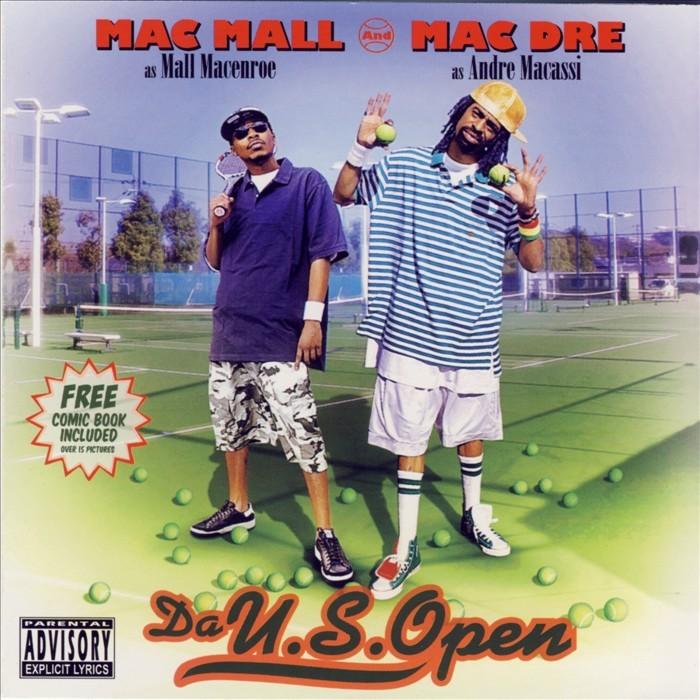 Da US Open by Mac Dre on MP3, WAV, FLAC, AIFF & ALAC at Juno Download