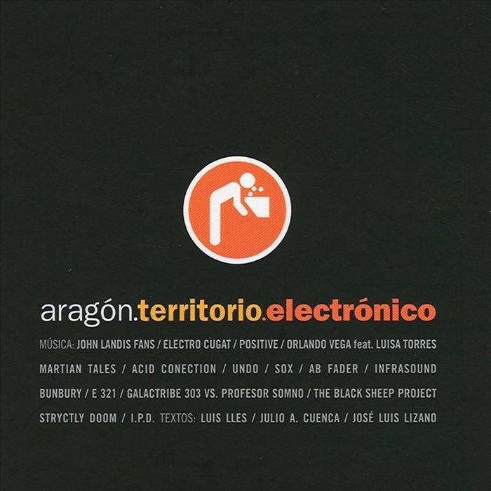 VARIOUS - Aragon Territorio Electronico