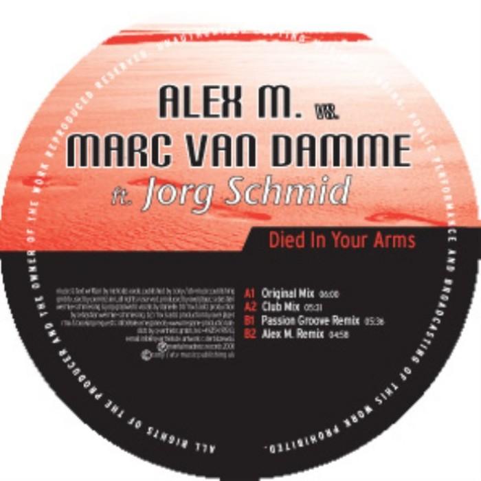 ALEX M vs MARC VAN DAMME feat JORG SCHMID - Died In Your Arms