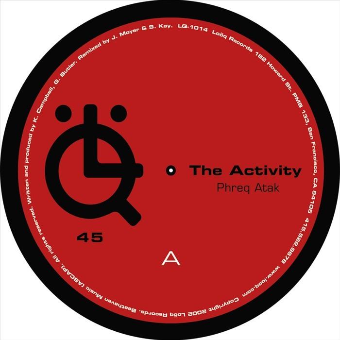ACTIVITY, The - Phreaq Atak EP