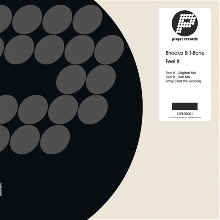 BHOOKA & T BONE - Feel It EP