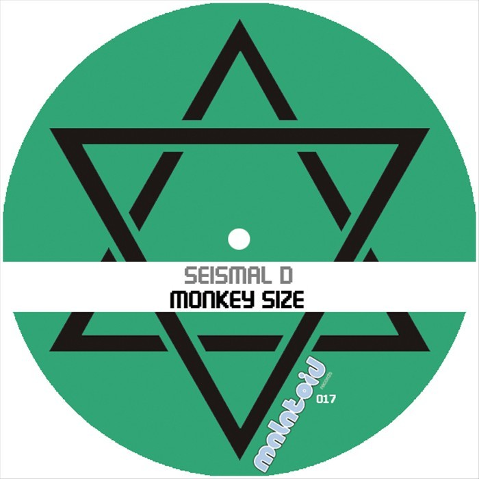 SEISMAL D - Monkey Size EP