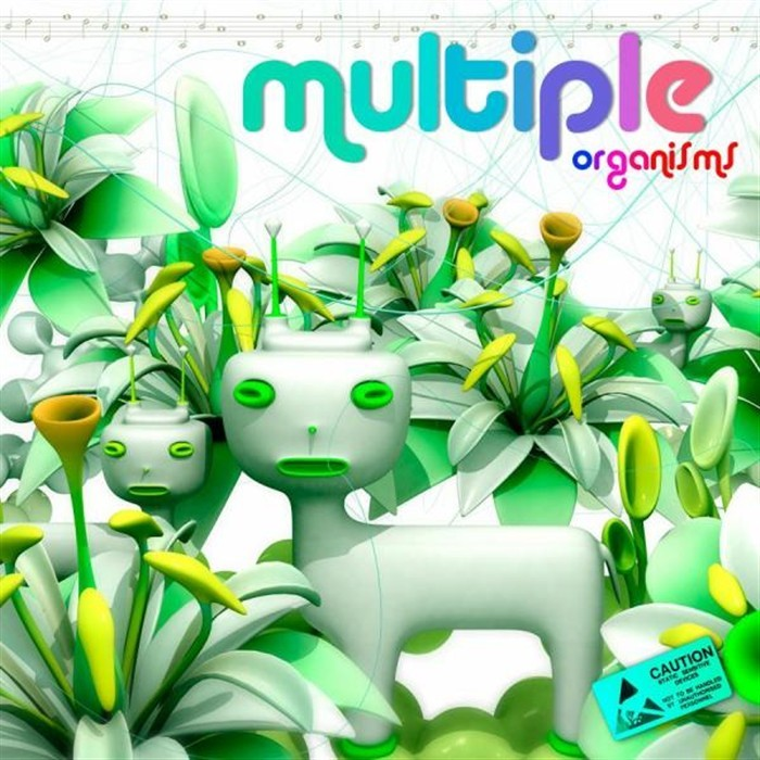 VARIOUS - Multiple Organisms (compiled by Earthling)