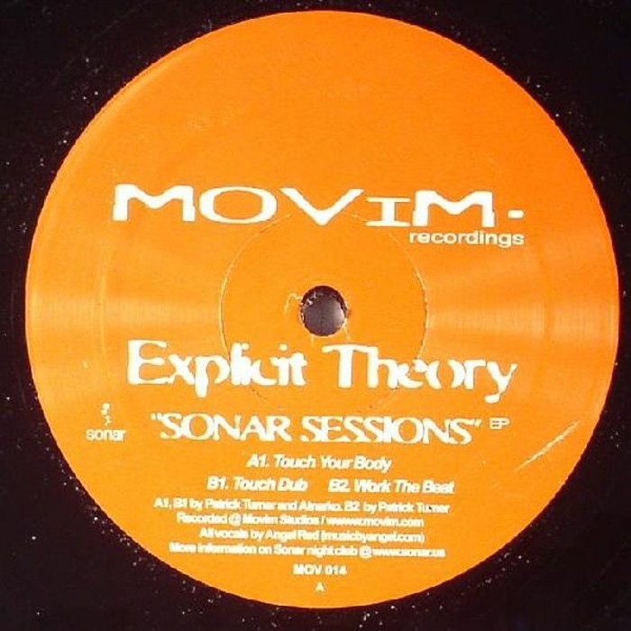 EXPLICIT THEORY - Sonar Sessions