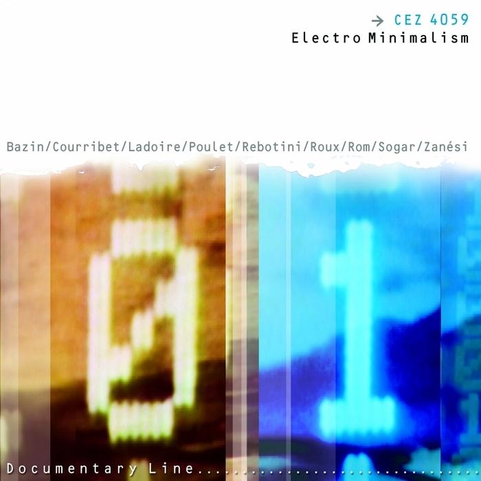 VARIOUS - Electro Minimalism