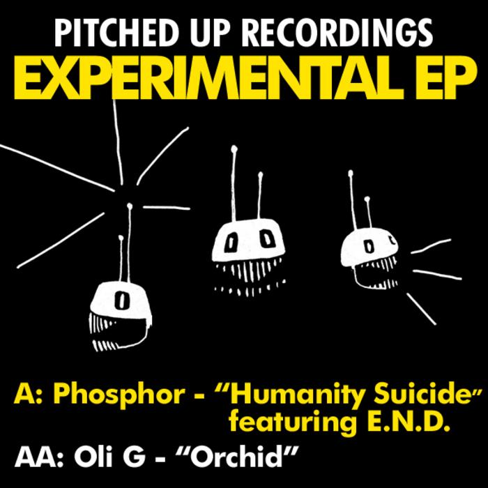 PHOSPHOR feat END/OLI G - Experimental EP