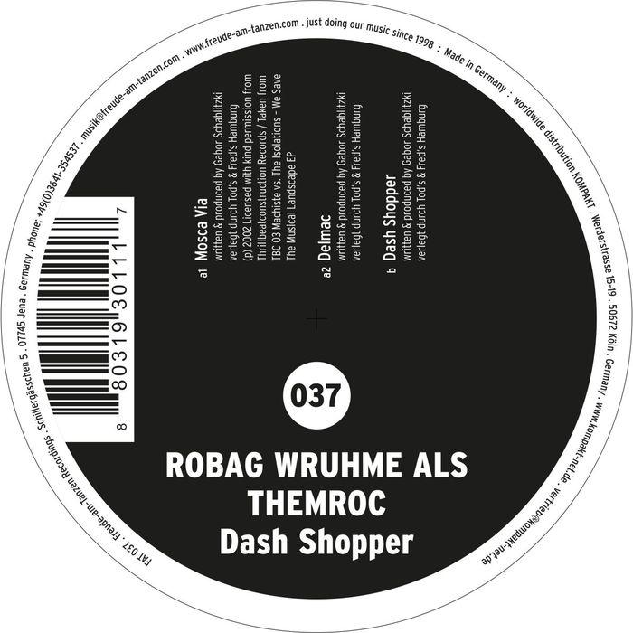 ROBAG WRUHME - Dash Shopper