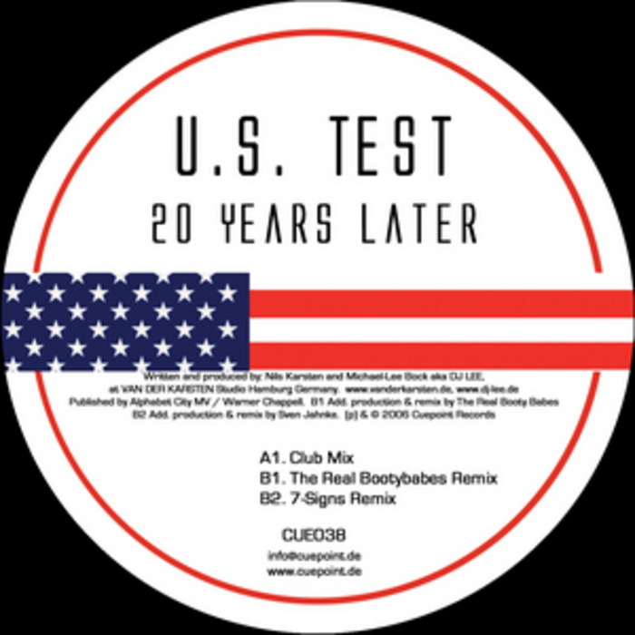 US TEST - 20 Years Later