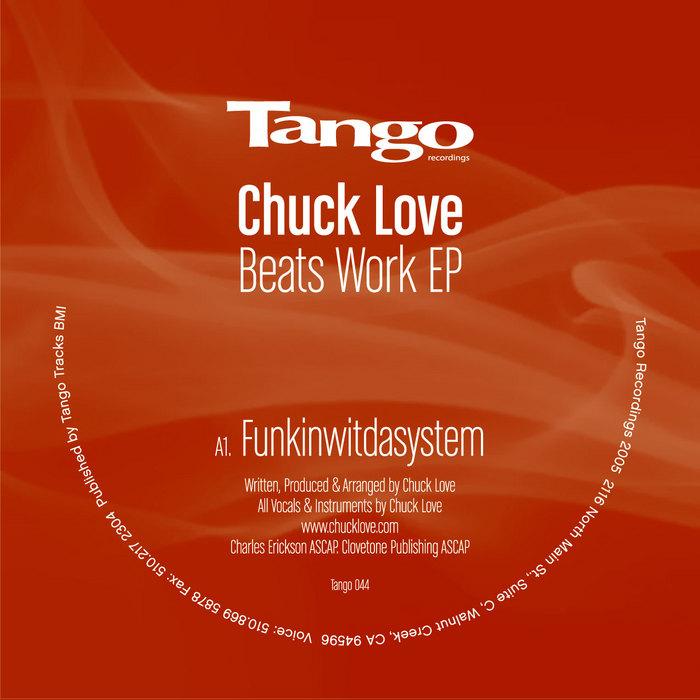 CHUCK LOVE - Beats Works EP