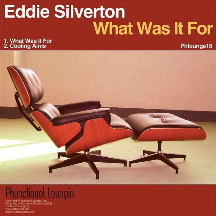 SILVERTON, Eddie - What Was It For