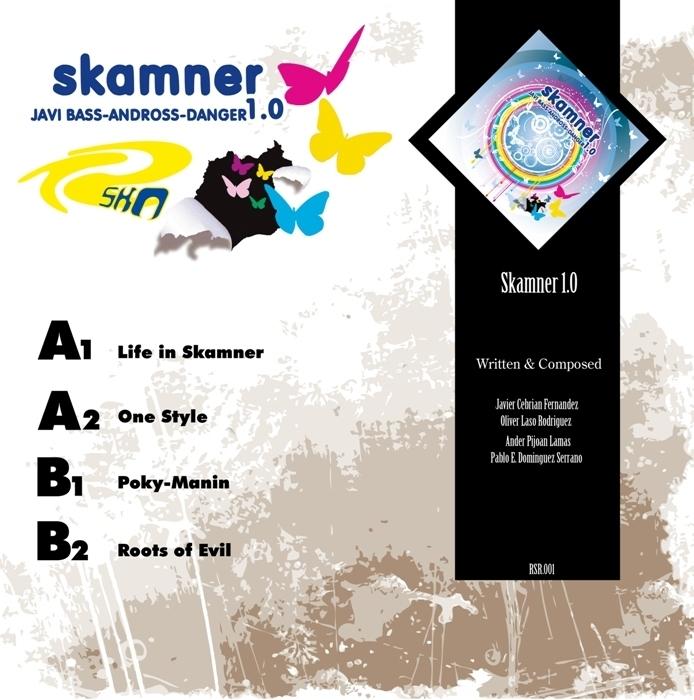 OLIVER K/JAVI BASS/DJ PIJU/DJ POK - Skamner 1.0