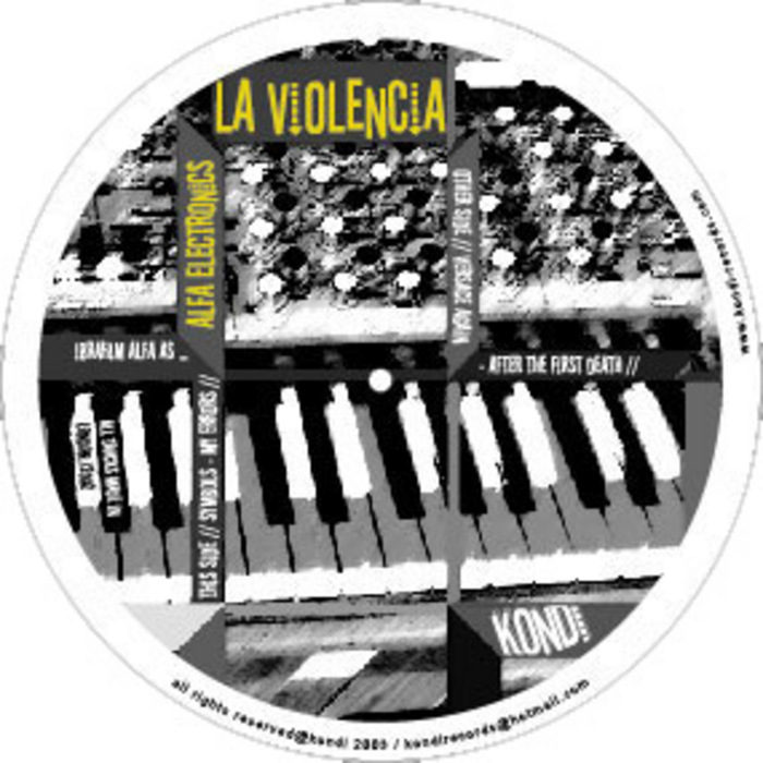 ALFA, Ibrahim as ALFA ELECTRONICS - La Violencia