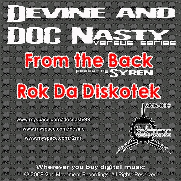 DEVINE/DOC NASTY - From The Back