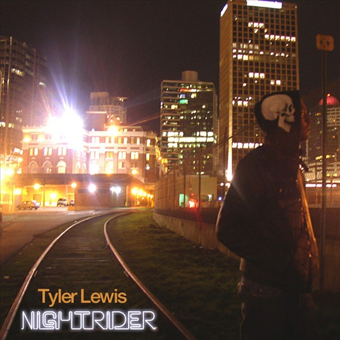 LEWIS, Tyler - The Night Rider EP