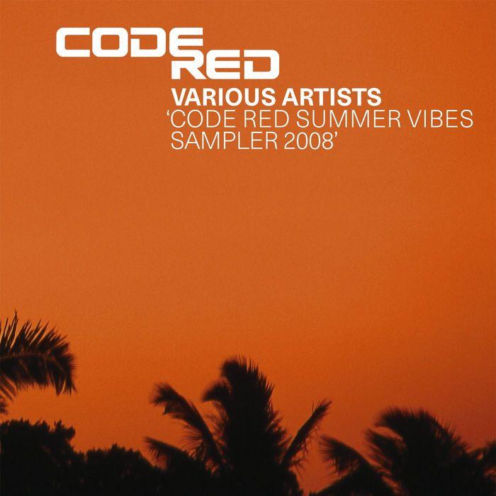 CODE RED SUMMER VIBES SAMPLER 2008 - Code Red Summer Vibes Sampler 2008