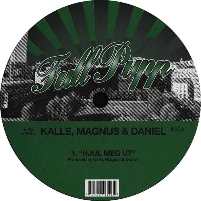 KALLE/MAGNUS/DANIEL - Hjul Meg Ut