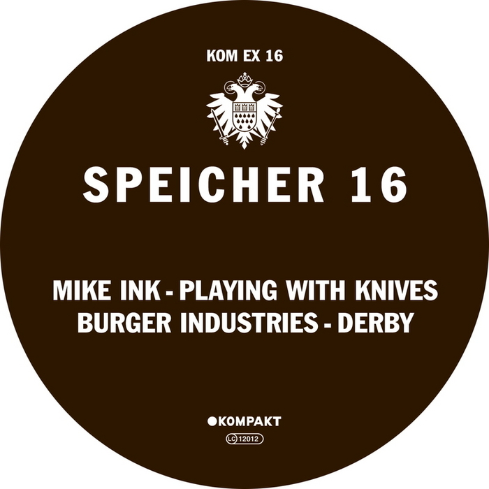 INK, Mike/BURGER INDUSTRIES - Speicher 16