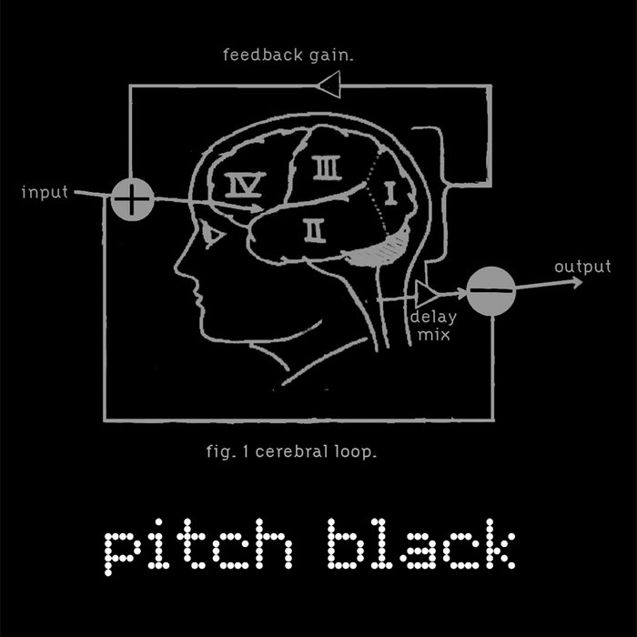 PITCH BLACK feat BROTHER J - 1000 Mile Drift