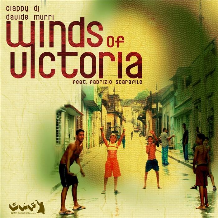 CIAPPY DJ/DAVIDE MURRI feat FABRIZIO SCARAFILE - Winds Of Victoria