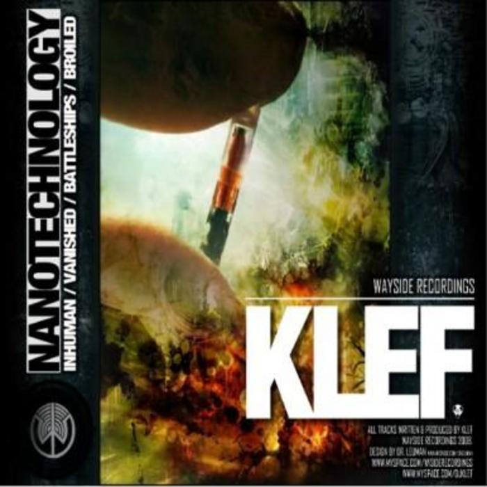 KLEF/KRIOTEK - Techno Sluts With Nano Technologies