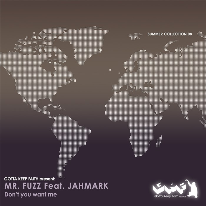 MR FUZZ feat JAHMARK - Don't You Want Me