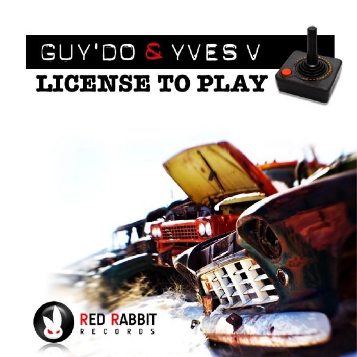 GUY DO/YVES V - License To Play