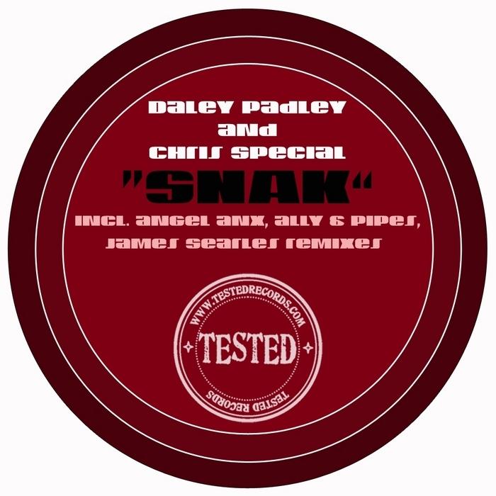 DALEY PADLEY/CHRIS SPECIAL - Snak