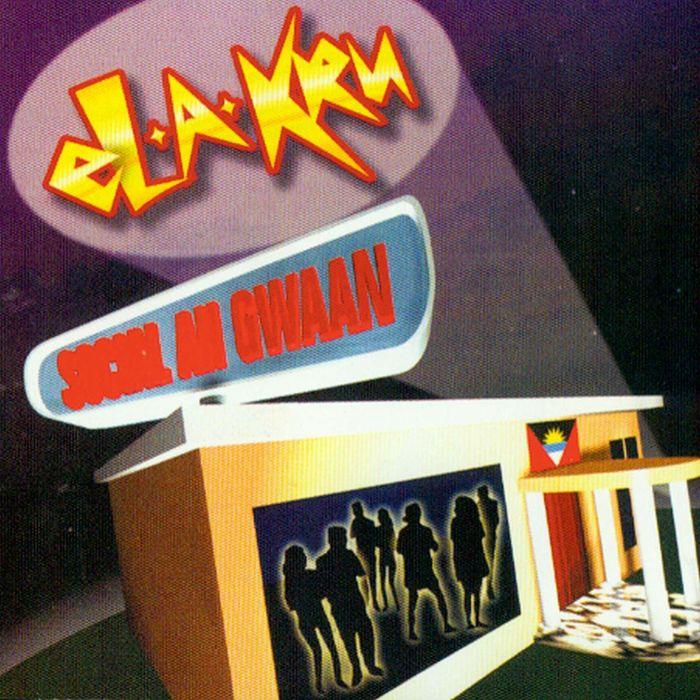 EL A KRU - Social Ah Gwaan