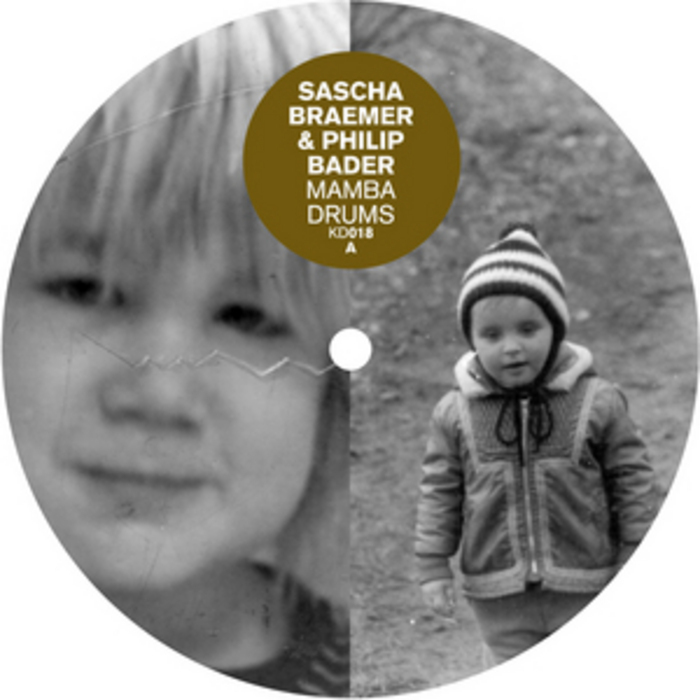 BRAEMER, Sascha/PHILIP BADER - Mamba Drums
