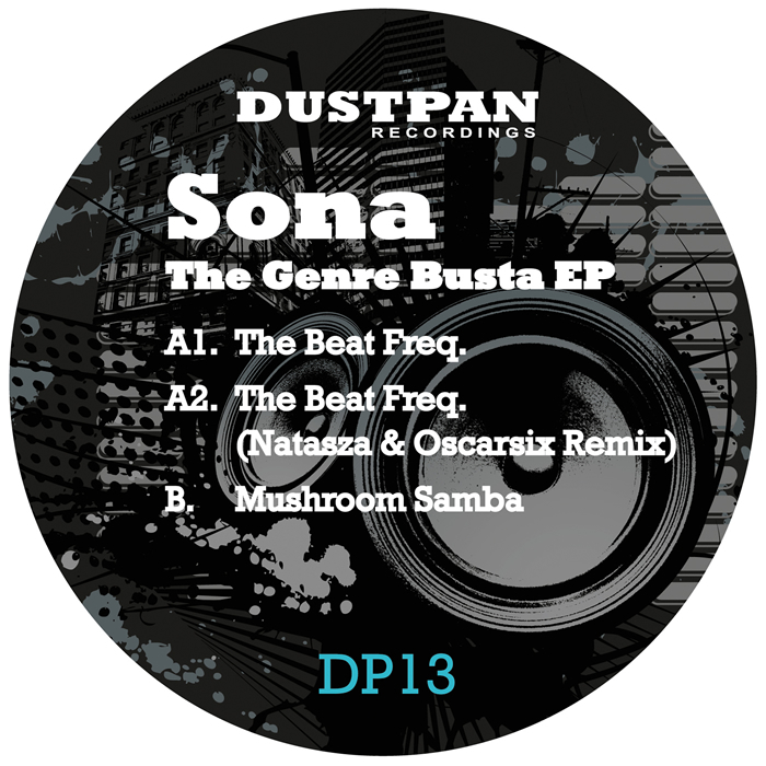 SONA - The Genre Busta EP