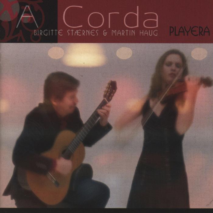 A CORDA/VARIOUS - Playera