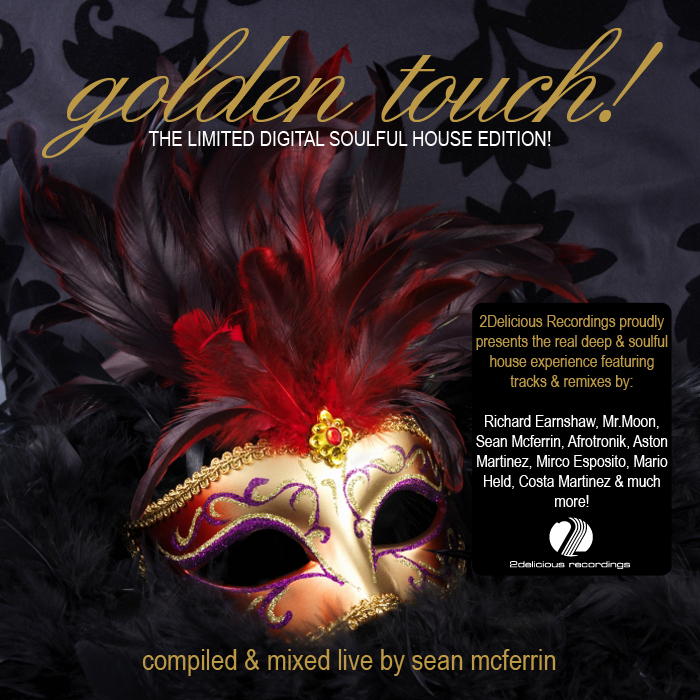 MFERRIN, Sean/VARIOUS - Golden Touch! The Soulfulhouse Compilation