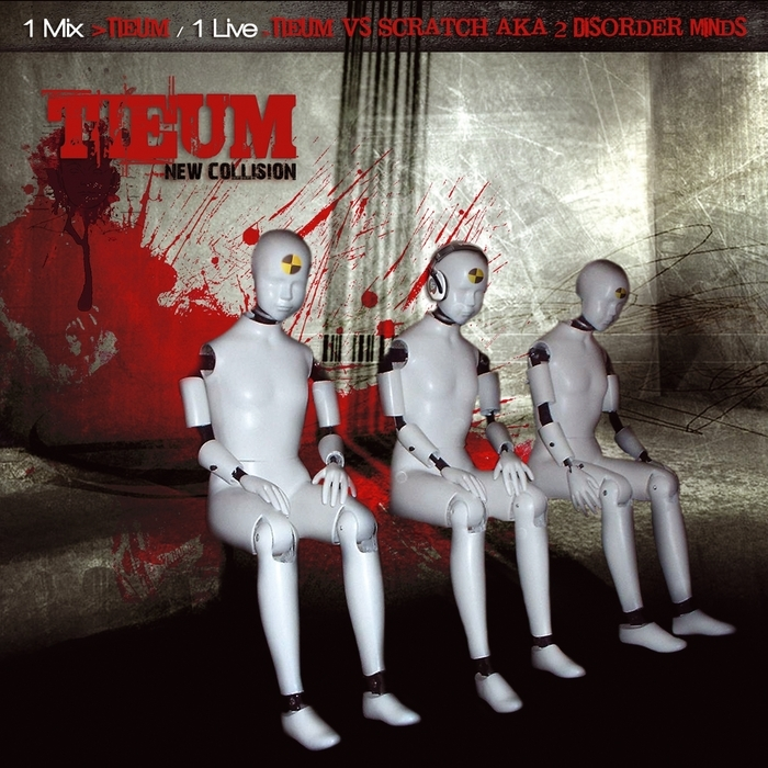 TIEUM vs SCRATCH - New Collision (live)