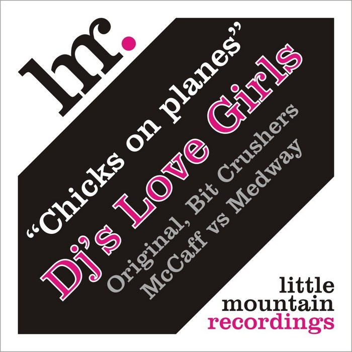 DJS LOVE GIRLS - Chicks On Planes EP