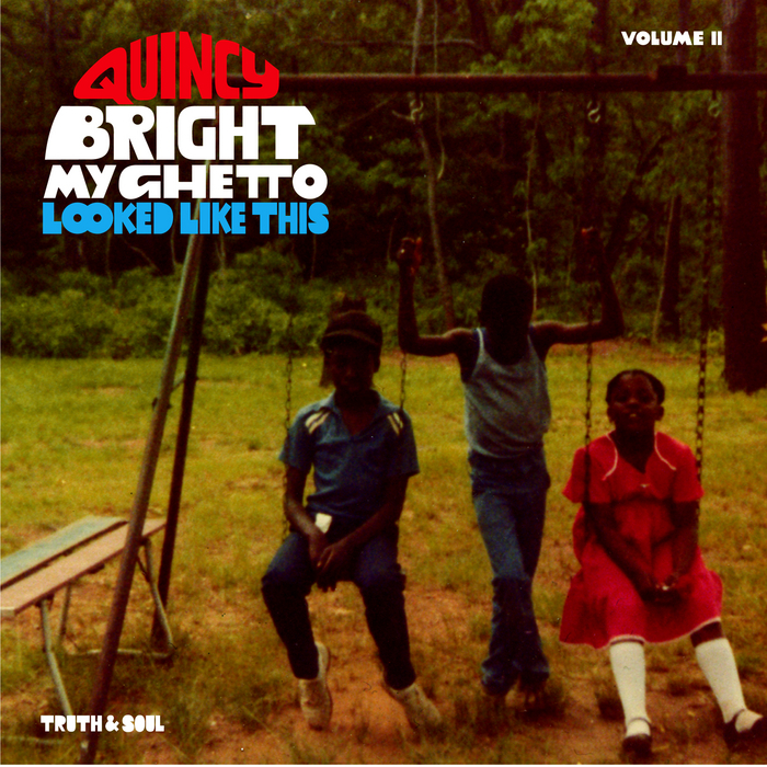 Q.BRIGHT - My Ghetto Looked Like This Vol  II