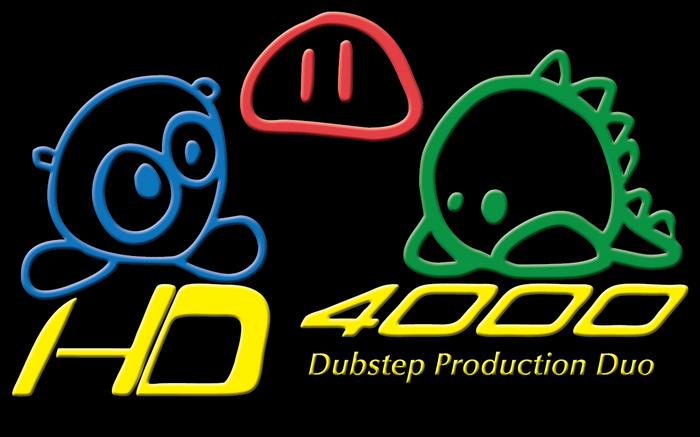HD4000, THE WIDDLER - Turn The Bass Up (remixes)