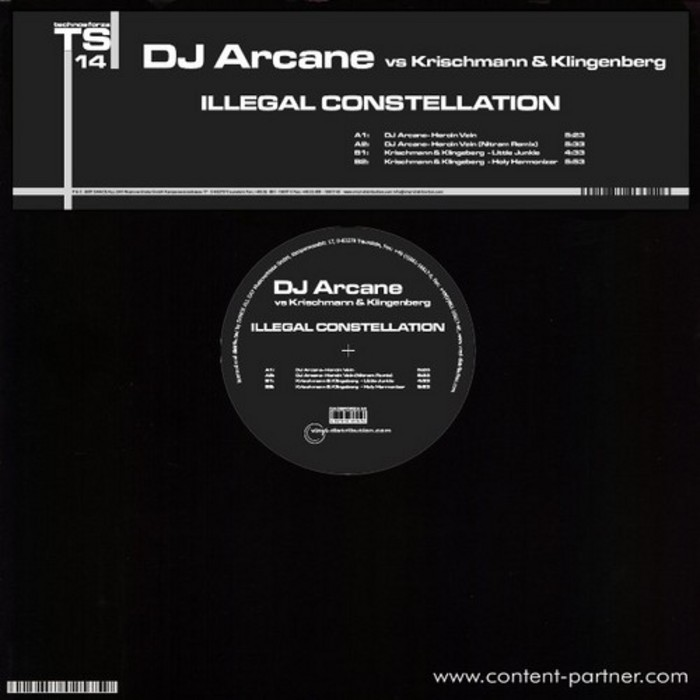 DJ ARCANE vs KRISCHMANN/KLINGEBERG - Illegal Constellation