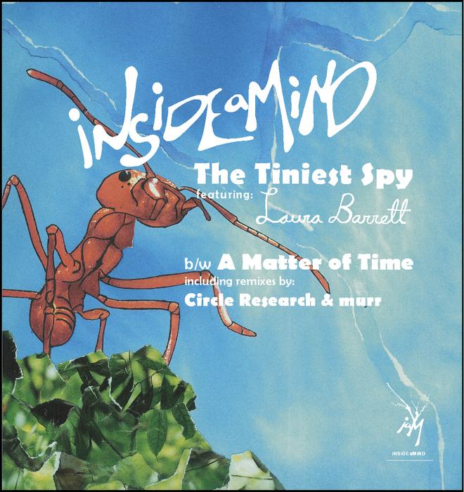 INSIDEAMIND - The Tiniest Spy EP